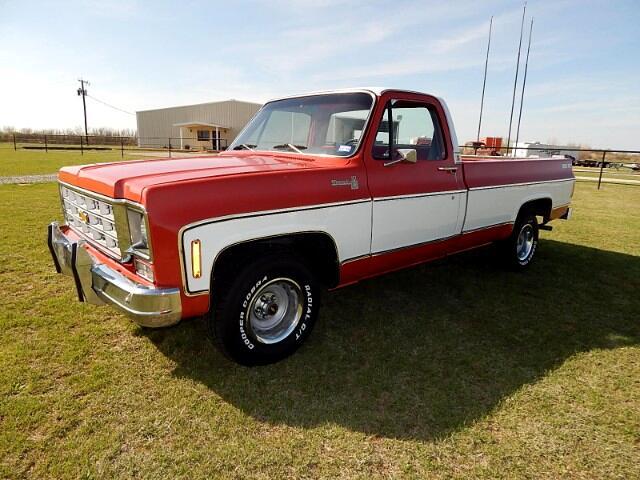 1978 Chevrolet Trucks Pickup Big 10
