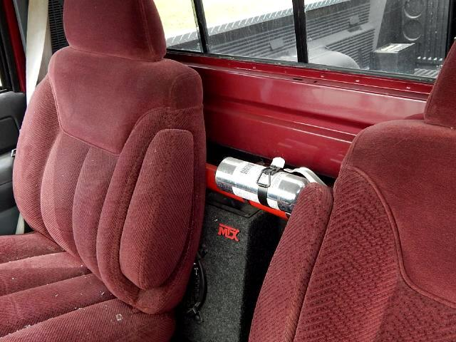 1989 Chevrolet C/K 1500 Reg. Cab 8-ft. Bed 4WD