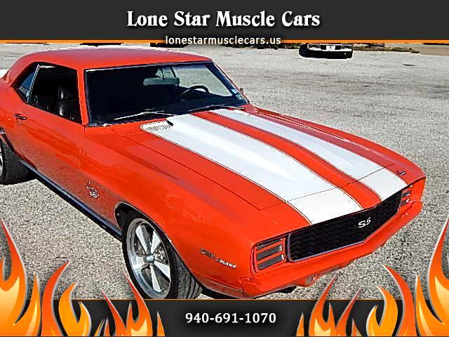 Used 1969 chevrolet camaro ss for sale in wichita falls tx for Lone star motors inventory