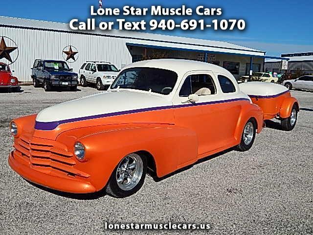 1948 Chevrolet 5 Window Street Rod