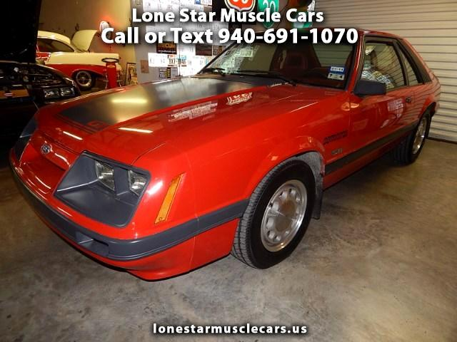 1986 Ford MUSTANG GT Dominator