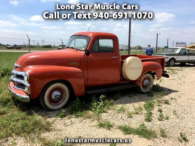 1954 Chevrolet 3100 Base