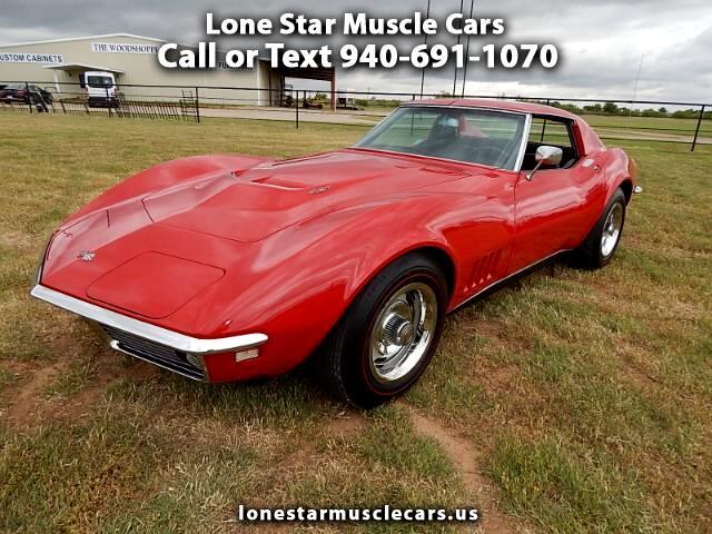 1968 Chevrolet Corvette Stingray L89