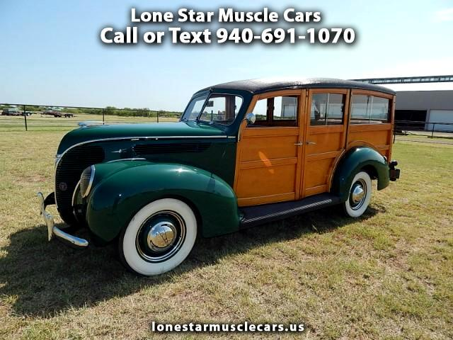 1938 Ford Woody