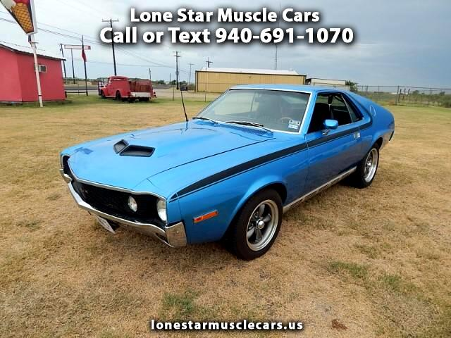 1970 AMC AMX Coupe