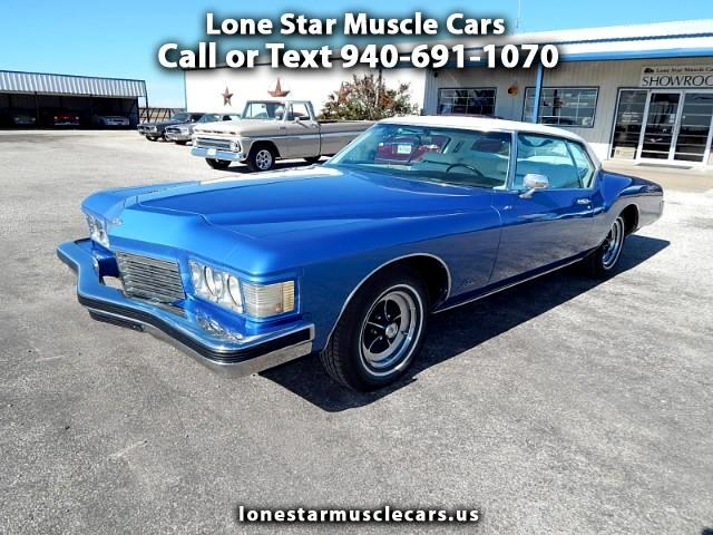 1973 Buick Riviera Coupe