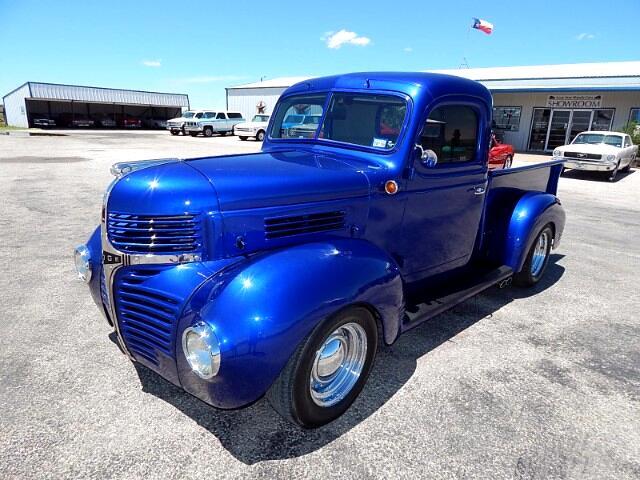 1946 Dodge D100 Custom 2WD