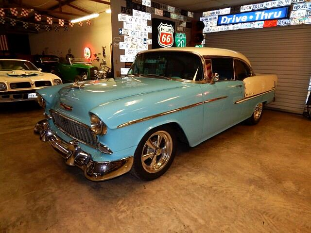 1955 Chevrolet BelAir Hard Top