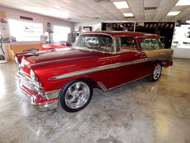 1956 Chevrolet Nomad Custom Restomod