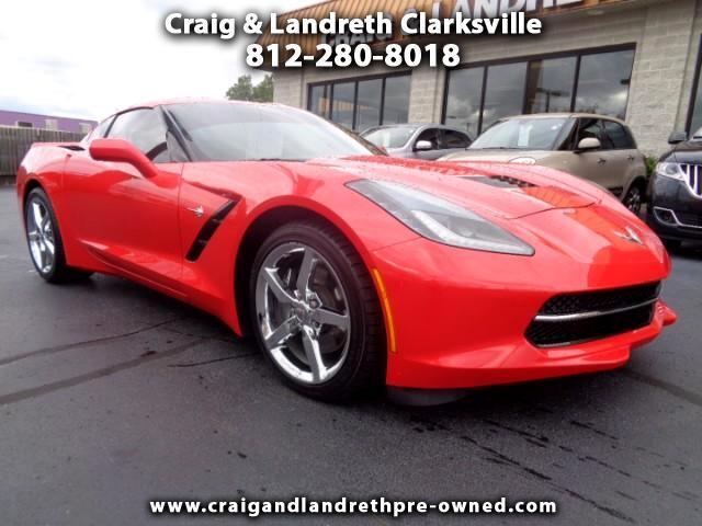 2014 Chevrolet Corvette Stingray 2LT Coupe Automatic