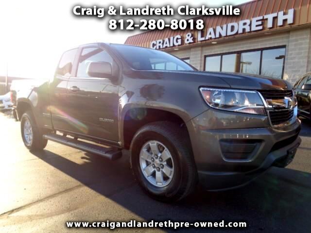 2016 Chevrolet Colorado LT Ext. Cab 2WD