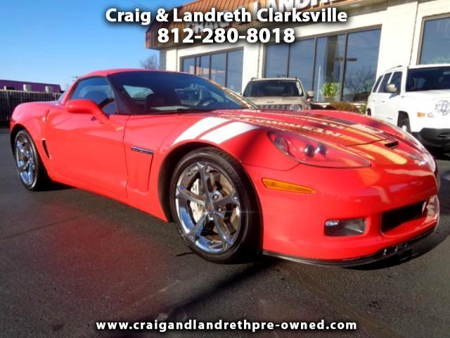 2011 Chevrolet Corvette GS Coupe 3LT