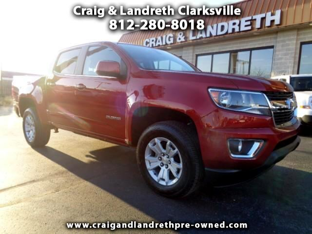 2016 Chevrolet Colorado LT1 Crew Cab 4WD