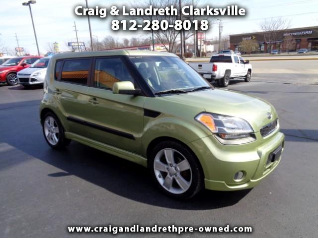 2011 Kia Soul + w/Audio Package