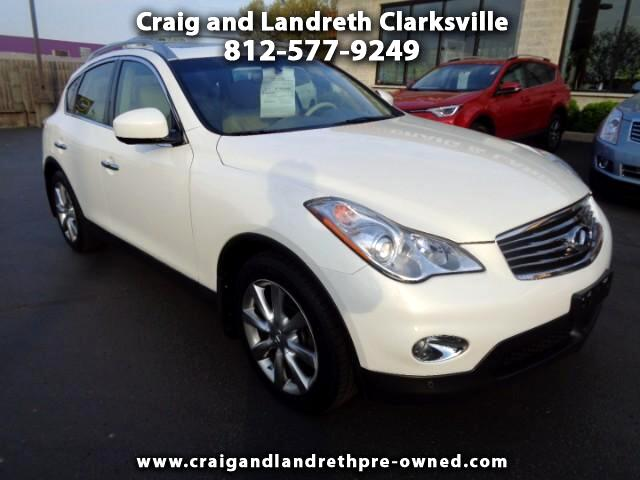 2013 Infiniti EX EX37 Journey AWD
