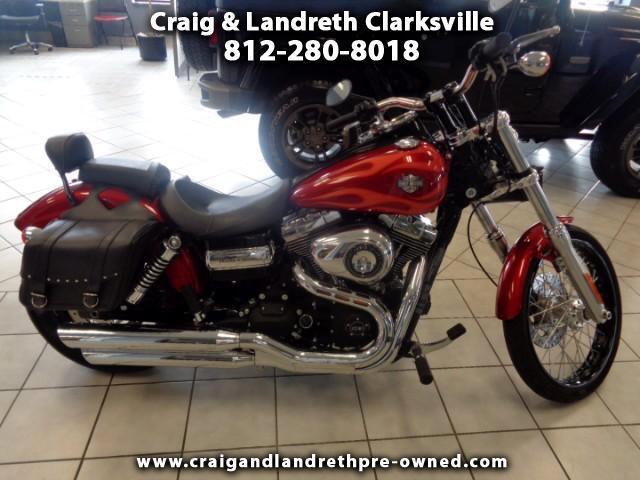 2013 Harley-Davidson FXDWG Wide- Glide