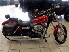 2013 Harley-Davidson FXDWG