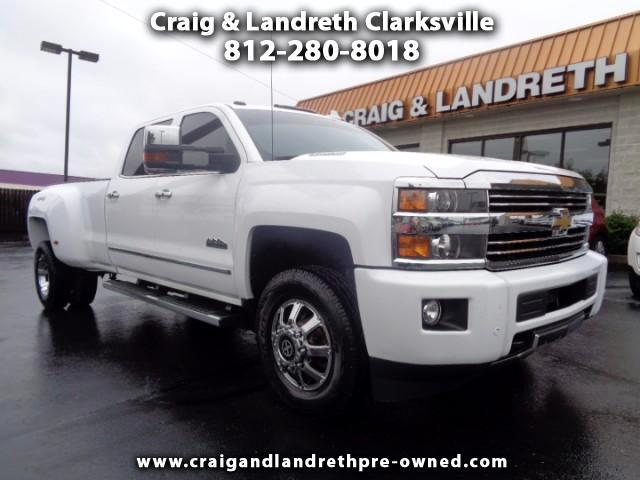 2015 Chevrolet Silverado 3500HD High Country Crew Cab 4WD