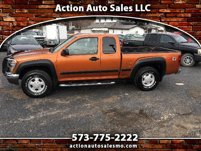 2007 Chevrolet Colorado LT3 Ext. Cab 4WD