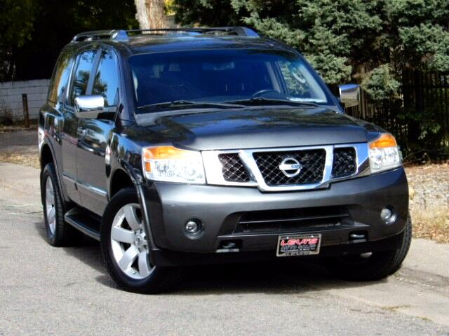 2012 Nissan Armada SL 4WD