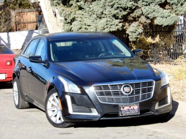 2014 Cadillac CTS 3.6L Luxury AWD