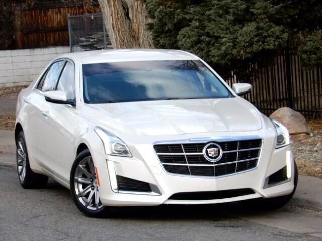 2014 Cadillac CTS 2.0L Turbo RWD