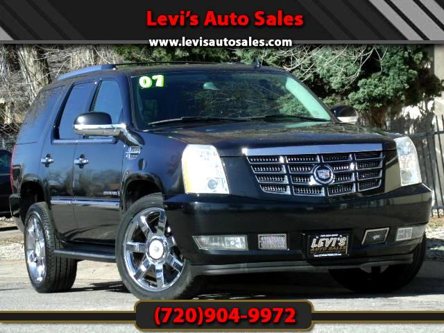 2007 Cadillac Escalade DEAR VALUED CUSTOMER PLEASE TAKE A MOMMENT TO LOOK AT THIS VEHICLE DETAILSPI