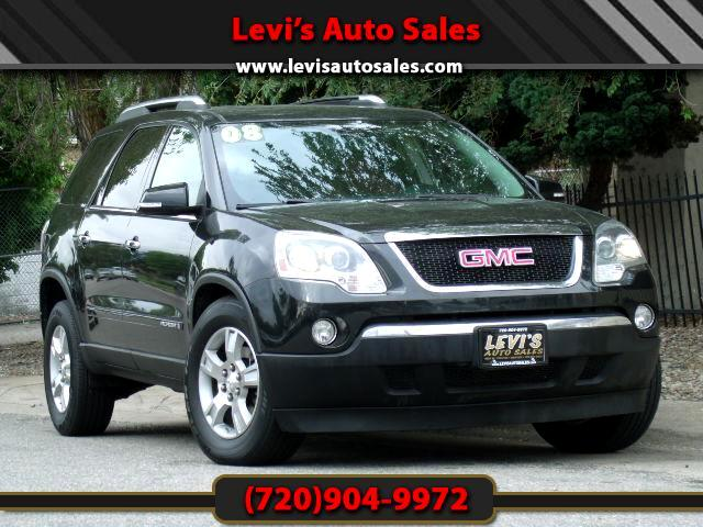 2008 GMC Acadia DEAR VALUED CUSTOMER PLEASE TAKE A MOMMENT TO LOOK AT THIS VEHICLE DETAILSPICTURES