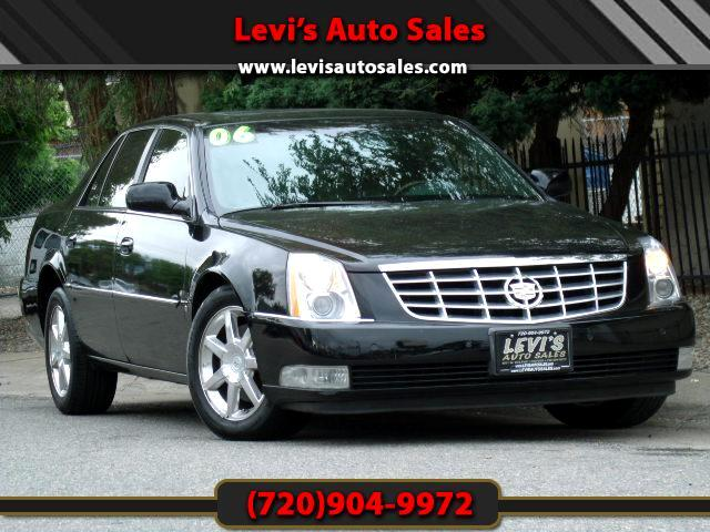2006 Cadillac DTS DEAR VALUED CUSTOMER PLEASE TAKE A MOMMENT TO LOOK AT THIS VEHICLE DETAILSPICTURE