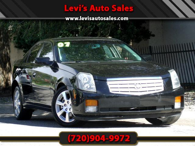 2007 Cadillac CTS DEAR VALUED CUSTOMER PLEASE TAKE A MOMMENT TO LOOK AT THIS VEHICLE DETAILSPICTURE