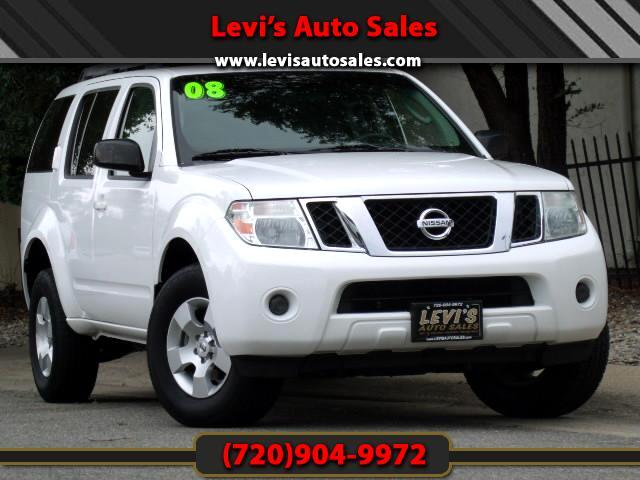2008 Nissan Pathfinder DEAR VALUED CUSTOMER PLEASE TAKE A MOMMENT TO LOOK AT THIS VEHICLE DETAILSPI
