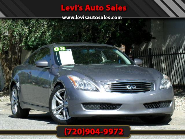 2008 Infiniti G37 DEAR VALUED CUSTOMER PLEASE TAKE A MOMMENT TO LOOK AT THIS VEHICLE DETAILSPICTURE