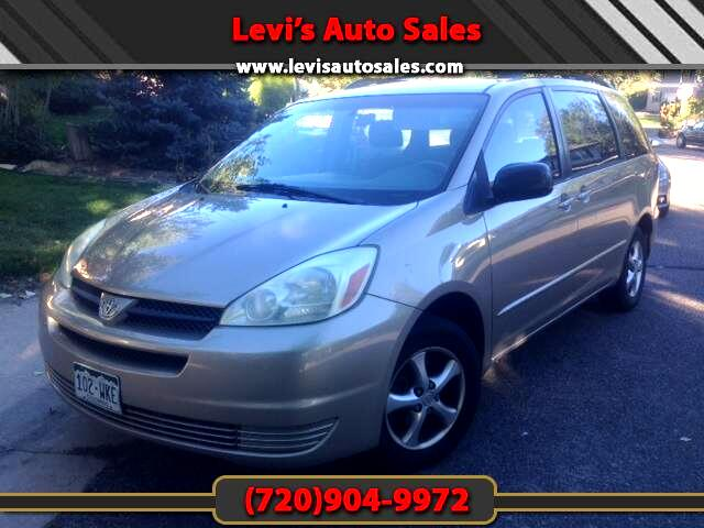 2004 Toyota Sienna THIS VEHICLE IS CURRENTLY ON CONSIGNMENT PLEASE CALL TO SCHEDUAL AN APPOINTMENT T