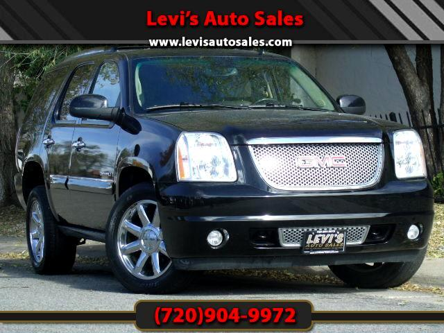 2008 GMC Yukon Denali DEAR VALUED CUSTOMER PLEASE TAKE A MOMMENT TO LOOK AT THIS VEHICLE DETAILSPIC