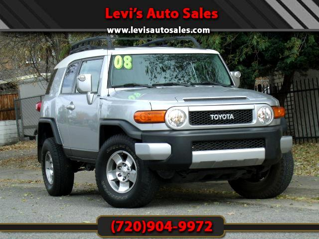 2008 Toyota FJ Cruiser DEAR VALUED CUSTOMER PLEASE TAKE A MOMMENT TO LOOK AT THIS VEHICLE DETAILSPI