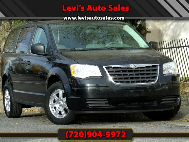 2008 Chrysler Town  Country DEAR VALUED CUSTOMER PLEASE TAKE A MOMMENT TO LOOK AT THIS VEHICLE DETA