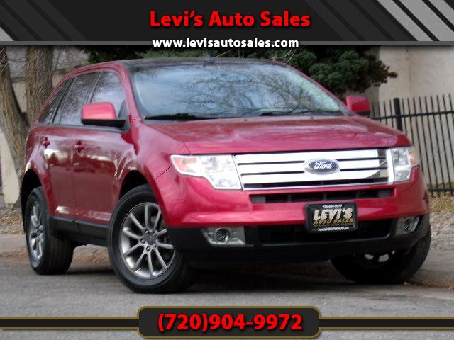 2008 Ford Edge DEAR VALUED CUSTOMER PLEASE TAKE A MOMMENT TO LOOK AT THIS VEHICLE DETAILSPICTURESA