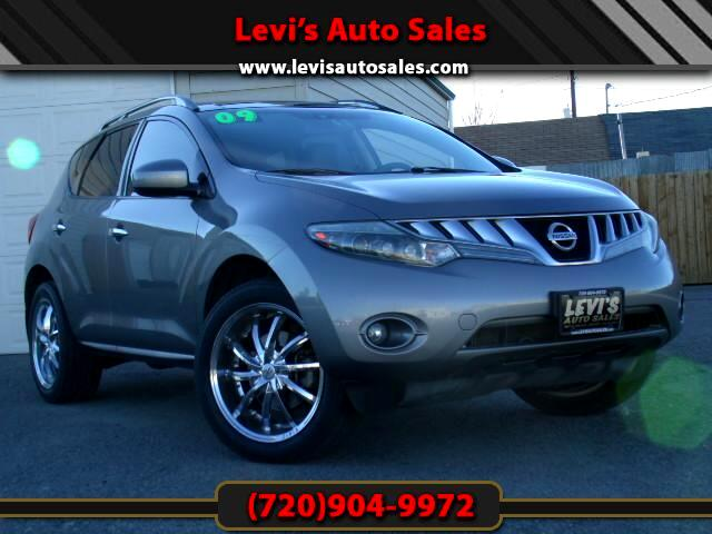 2009 Nissan Murano DEAR VALUED CUSTOMER PLEASE TAKE A MOMMENT TO LOOK AT THIS VEHICLE DETAILSPICTUR