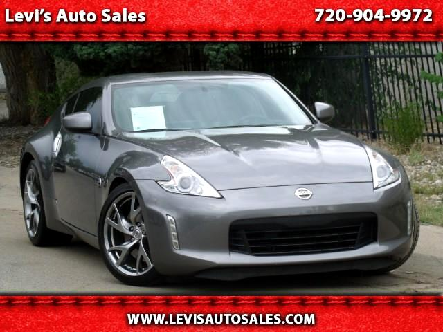 2013 Nissan 370Z 370Z Touring Coupe