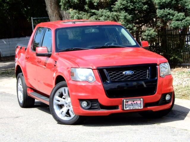 2008 Ford Explorer Sport Trac ADRENALIN