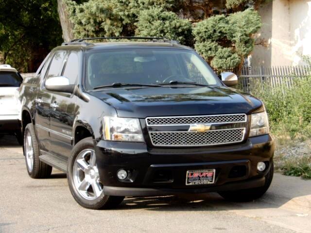 2011 Chevrolet Avalanche LTZ 4WD