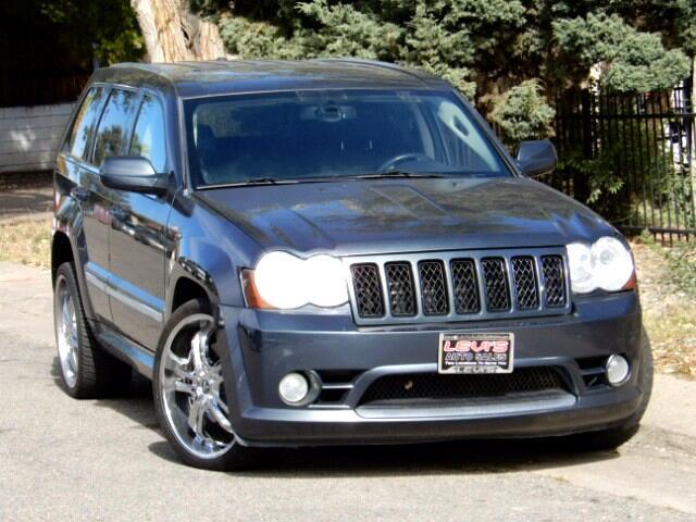 2008 Jeep Grand Cherokee SRT-8