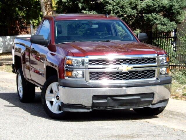 2014 Chevrolet Silverado 1500 REG CAB