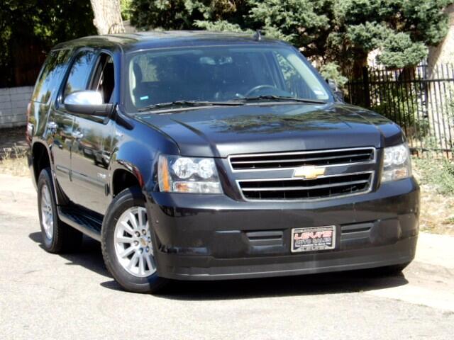 2012 Chevrolet Tahoe Hybrid 4WD