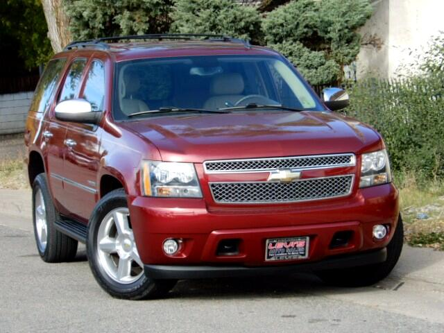2010 Chevrolet Tahoe LTZ 4WD