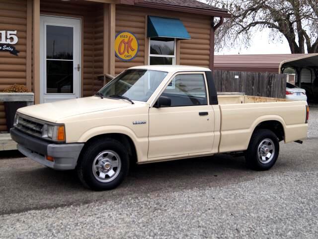 1989 Mazda B-Series B2200 Reg. Cab Short Bed 2WD