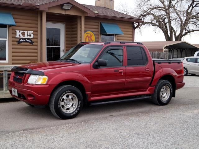 2005 Ford Explorer Sport Trac XLT 4WD