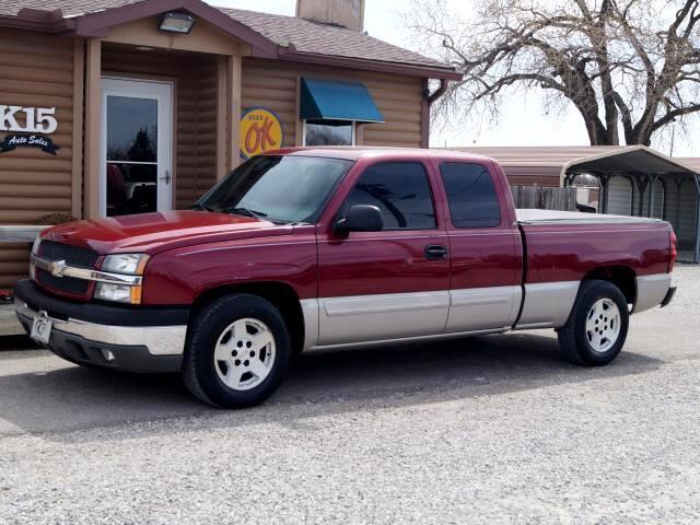 2005 Chevrolet Silverado 1500 LS Ext. Cab Long Bed 2WD