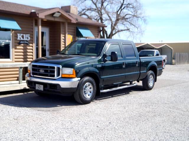 2001 Ford F-250 SD XLT Crew Cab Long Bed 2WD