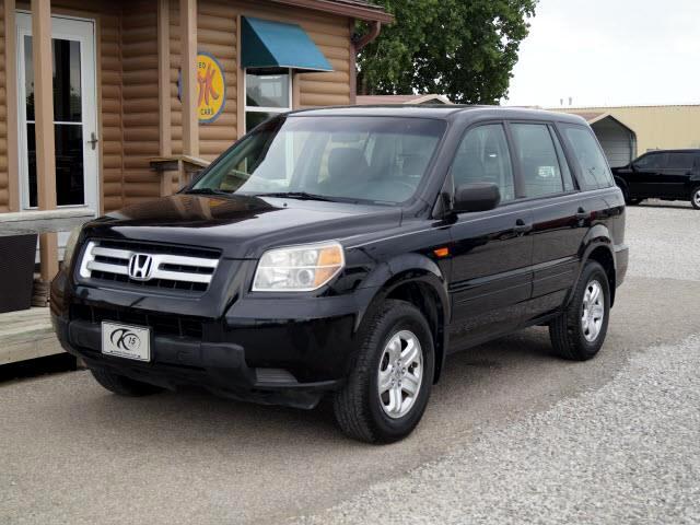 2007 Honda Pilot LX 2WD